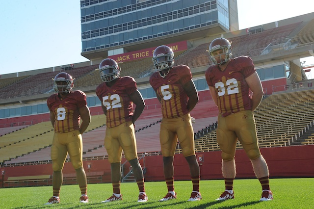 Iowa State will wear throwbacks against Iowa this year