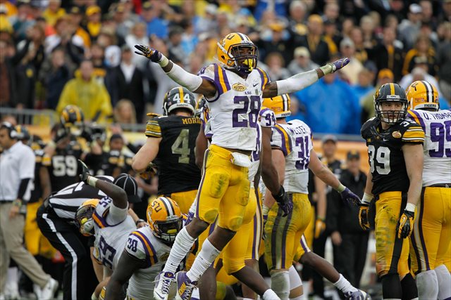 Jalen Mills is currently indefinitely suspended. (USATSI)