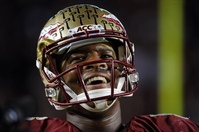Jameis Winston is aiming to keep Florida State in the top 3. (USATSI)