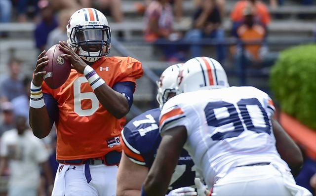 Jeremy Johnson has high expectations as Auburn's new starting quarterback. (USATSI)