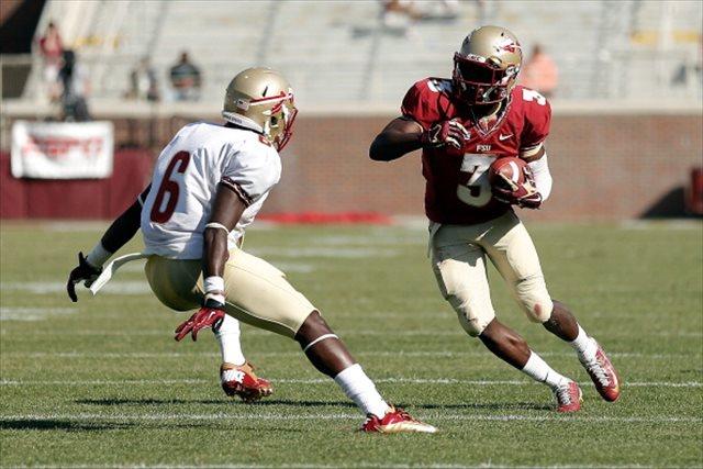 Jesus Wilson (3) caught three passes in 2013. (USATSI)