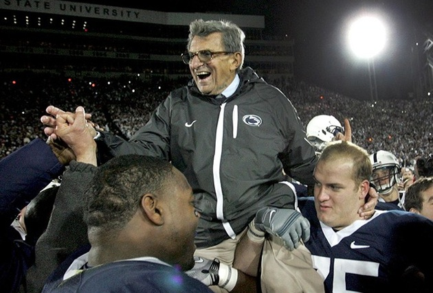 Report: Paterno family weighs stopping ventilator - CBSSports.