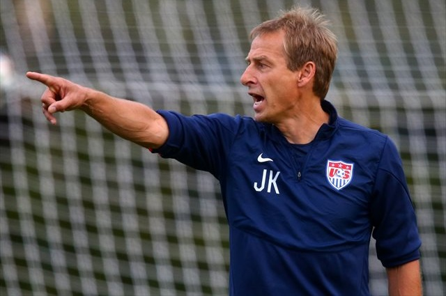 Jurgen Klinsmann has designs on taking the USA further than expected. (USATSI)