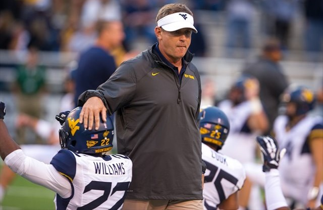 Keith Patterson's only West Virginia defense finished 92nd in yards-per-play allowed. (USATSI)
