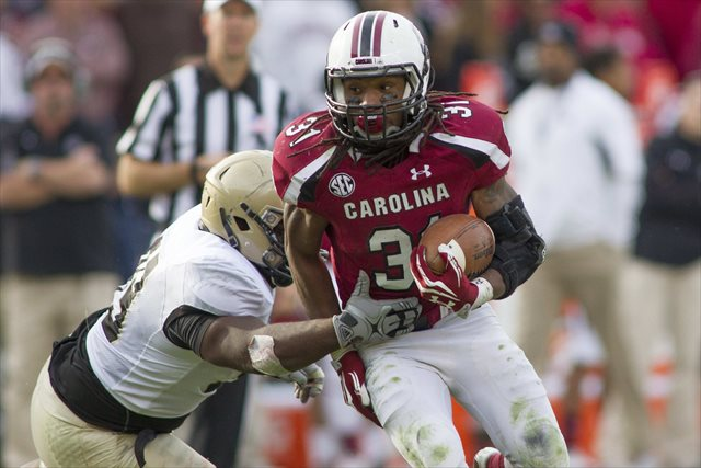 Kenny Miles graduated from South Carolina earlier this year. (USATSI)