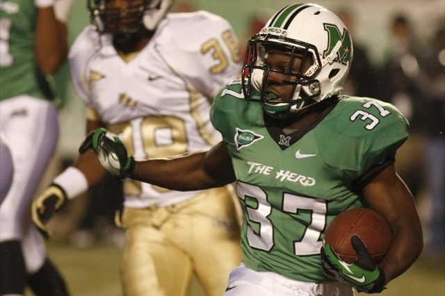 Kevin Grooms was the 2012 Conference USA Freshman of the Year. (USATSI)