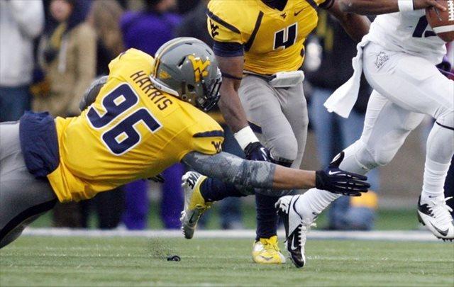 Korey Harris had four tackles during his 2012 freshman season. (USATSI)