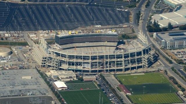 Santa Clara's Levi's Stadium will be ready for the 2014 football season. (USATSI)