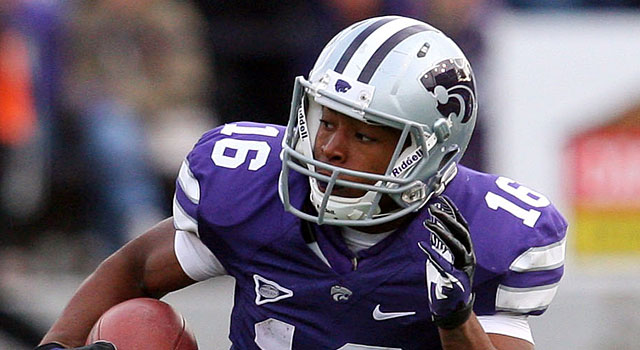 Tyler Lockett and Kansas State could win the Big 12. (USATSI)