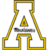 Appalachian St. Mountaineers logo