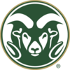 Colorado St. Rams logo