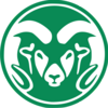 Colorado St. Rams logo