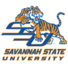 Savannah St. Tigers logo