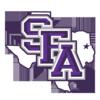 S.F. Austin Lumberjacks logo