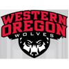 Western Oregon Runnin' Wolves logo