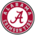 No. 1 Alabama logo