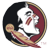 No. 2 Florida State logo