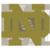 Notre Dame* logo