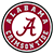 Alabama* logo