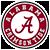 Alabama* logo