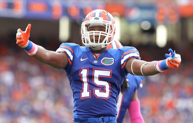 Loucheiz Purifoy will not play vs. Toledo. (USATSI)