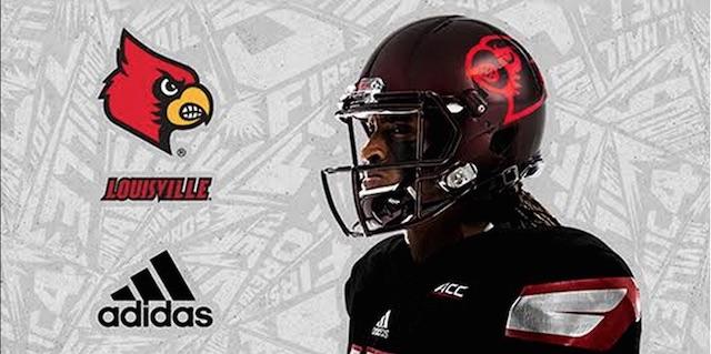 Look Louisville Has Black Alternate Uniforms For Clemson Game Cbssports Com