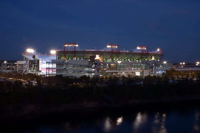 Nashville's LP Field could play host to the city's 'Kickoff Classic' as soon as 2016. (USATSI)