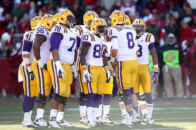 Zach Mettenberger and the LSU offense may have to carry a heavier burden in 2013. (USATSI)