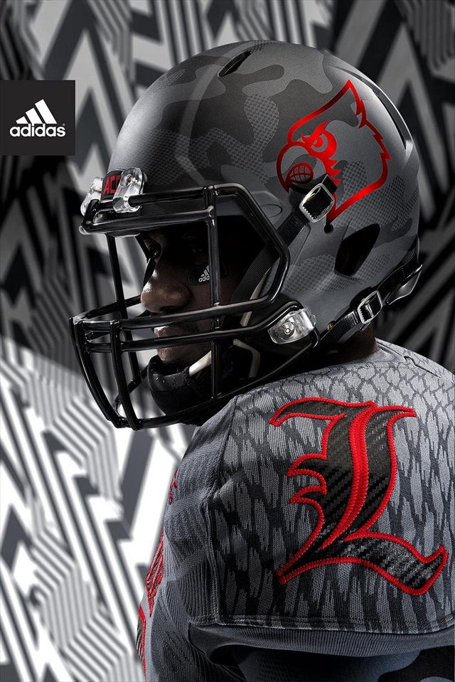 PHOTOS: Louisville has new uniforms for Florida St. game ...