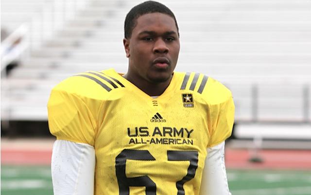 Malik McDowell Michigan State