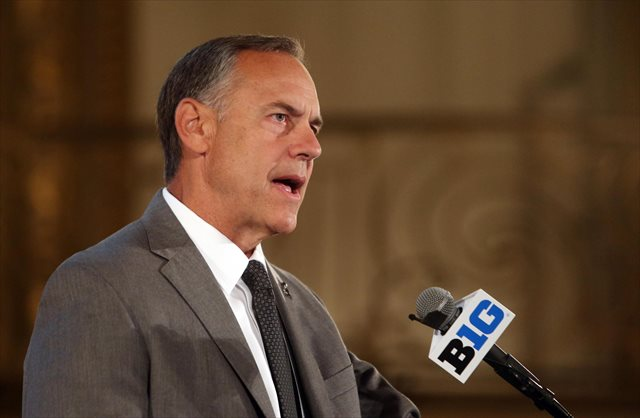 Mark Dantonio and Michigan State finished fourth in the final 2013 BCS standings. (USATSI)