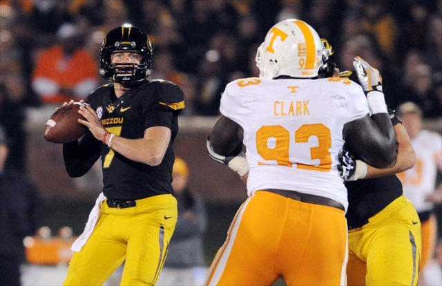Maty Mauk has a bright future -- and present -- ahead of him at Mizzou. (USATSI)