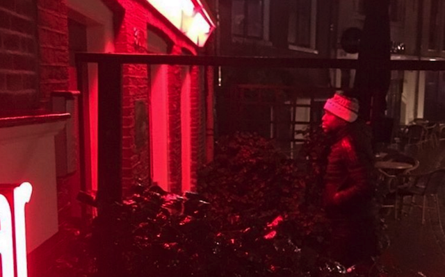 Mayweather Amsterdam (Instagram)