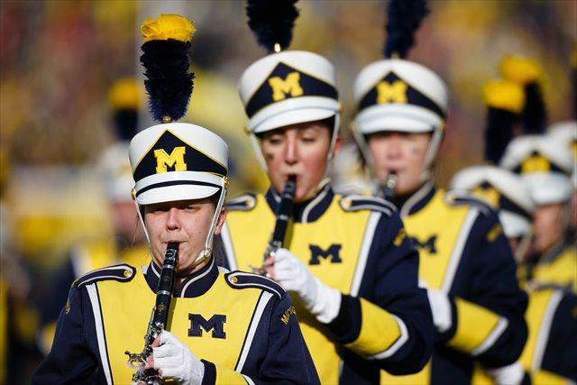 Michigan Stadium is 'not Disney World,' one regent says. (USATSI)