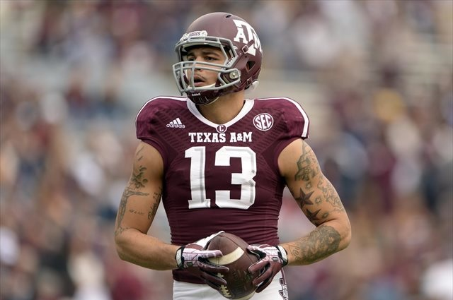 Mike Evans' 1,394 receiving yards were a school record. (USATSI)