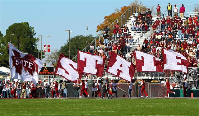 Mississippi State is facing NCAA sanctions after an investigation into alleged booster misconduct. (USATSI)