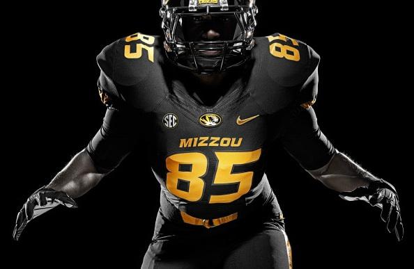 PHOTOS: Missouri unveils new Nike football uniforms ...