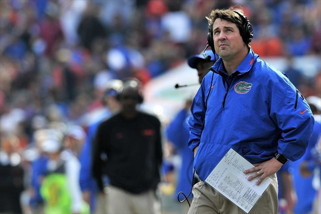 Can Will Muschamp get the Gators looking up again in 2014? (USATSI)
