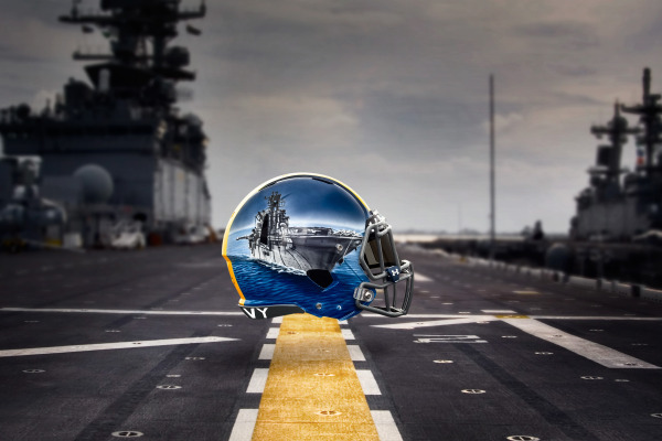 Air force football stealth uniforms