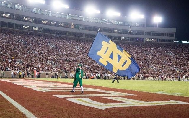 Acc Notre Dame Announce Matchups Through 2025 Cbssports Com