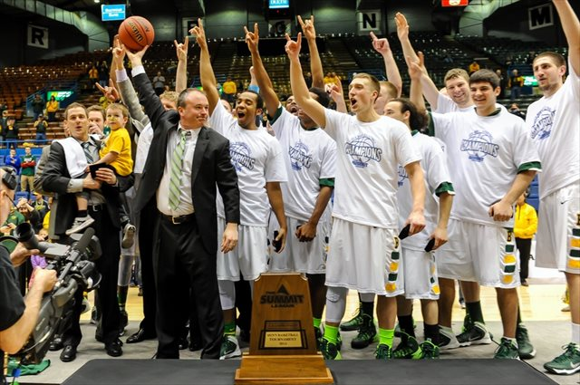 A dangerous 12 seed like North Dakota State might be a must for a perfect bracket. (USATSI)