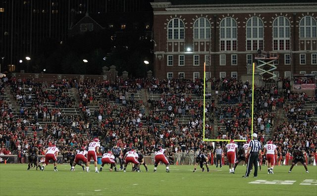 Renovations in Nippert Stadium will begin in December. (USATSI)
