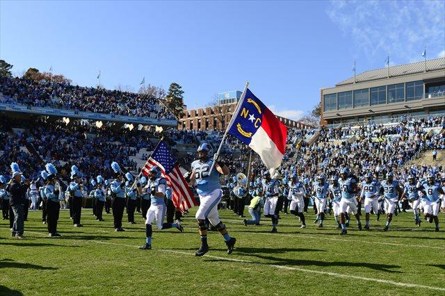 North Carolina opens their season against Liberty Saturday. (USATSI)