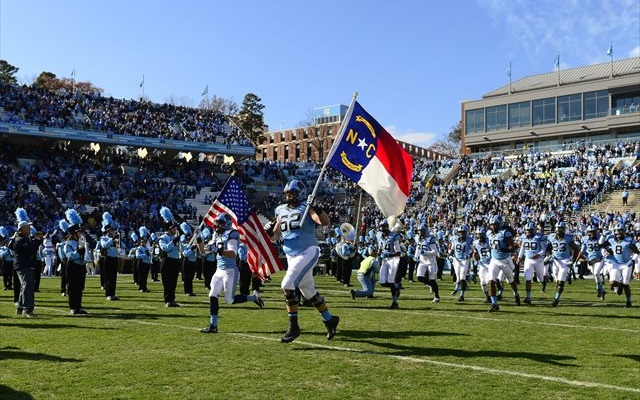 North Carolina will host Wake Forest in ACC play in 2015. (USATSI)