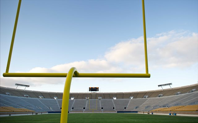 The view inside Notre Dame Stadium could look dramatically different in the future. (USATSI)