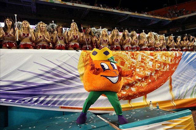 The Orange Bowl is set to host one of the biggest games of the 2015 season. (USATSI)