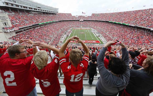 acc football scores live college football ohio