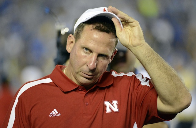 Bo Pelini isn't a fan of marijuana, it turns out. (USATSI)