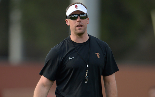 Miss. State hires USC LB coach Peter Sirmon as new DC