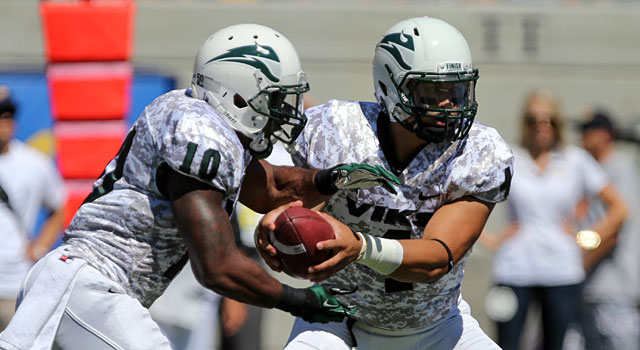 Portland State is just one 'cupcake' that is on Washington State's future schedule. (USATSI)